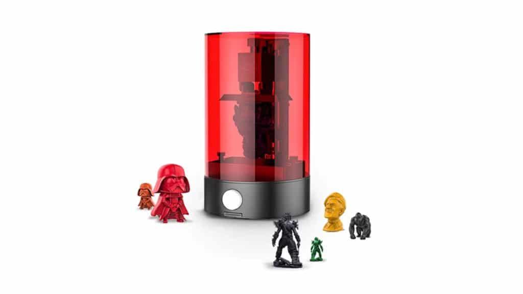 SparkMaker SLA 3D-Drucker jetzt besonders günstig 1
