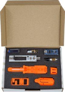 3Dsimo - 3D-Stift zum Selberbauen für verschiedene Materialien 3