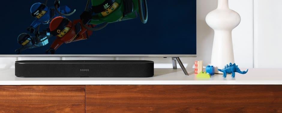 Sonos Beam - Endlich eine Sonos Soundbar mit HDMI 1