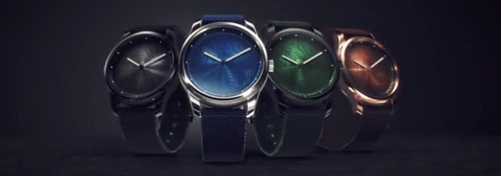 Awake Watch: Premium-Uhr aus Ozean-Müll 1