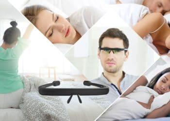 Pegasis Smart Sleep Glasses II - Die smarte Einschlafhilfe 9
