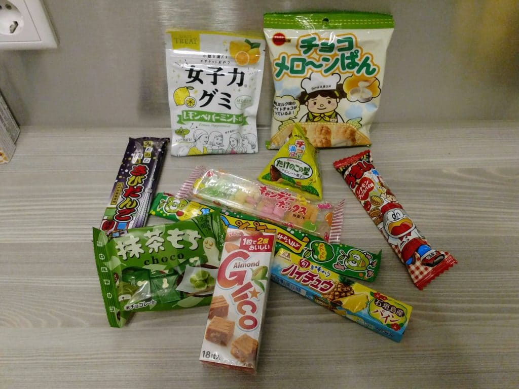 Japan Candy Box - Süßes aus Japan! 4