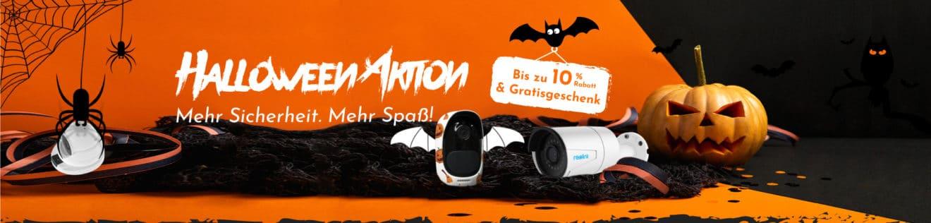 Reolink Kameras mit Halloween-Rabatt 2