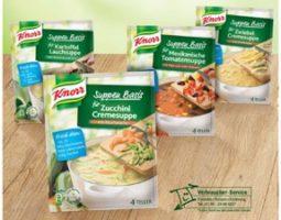 Selbstversuch: Knorr Suppen Basis mit Gewinnspiel 10