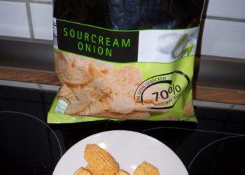 Selbstversuch: Sun Snacks Reis-Chips 1
