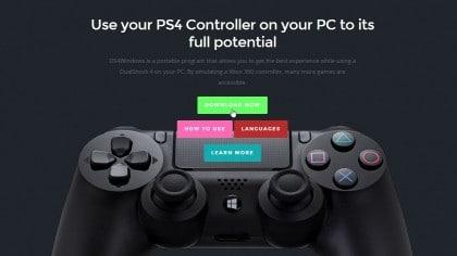 Wie nutze ich den PS4 DualShock 4 Controller am PC? 1