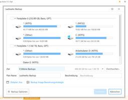 Ausprobiert: EaseUS Todo Backup - einfaches & schnelles Backup für Mac und Windows 1