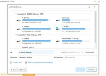 Ausprobiert: EaseUS Todo Backup - einfaches & schnelles Backup für Mac und Windows 15