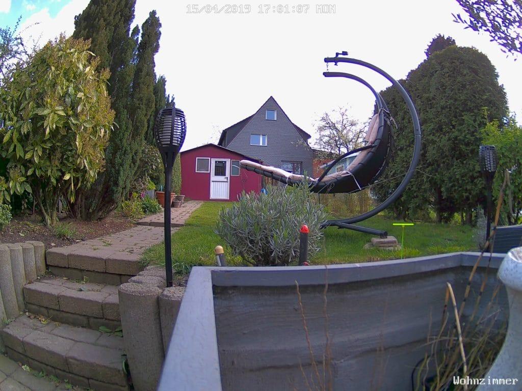Ausprobiert: Reolink C2 Pro Überwachungskamera - Synology kompatibel 4