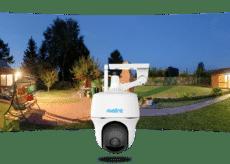Neu: Schwenkbare Überwachungskamera mit Solarpanel - Argus PT von Reolink 5
