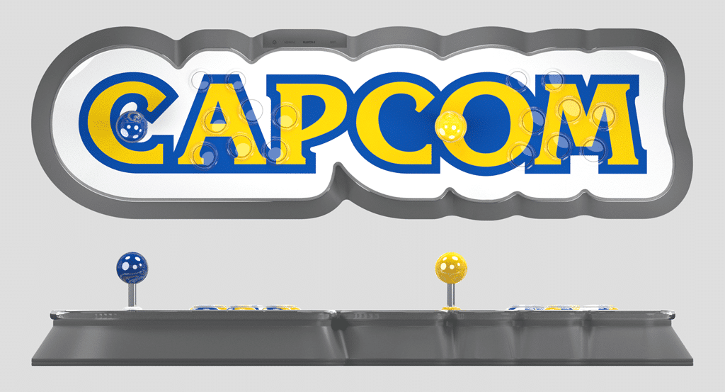 Capcom Home Arcade - Mini Spielkonsole im Preview 1