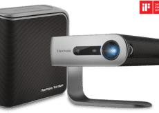Preview: Viewsonic M1 Portabler LED Beamer 5