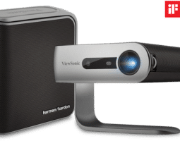 Preview: Viewsonic M1 Portabler LED Beamer 7