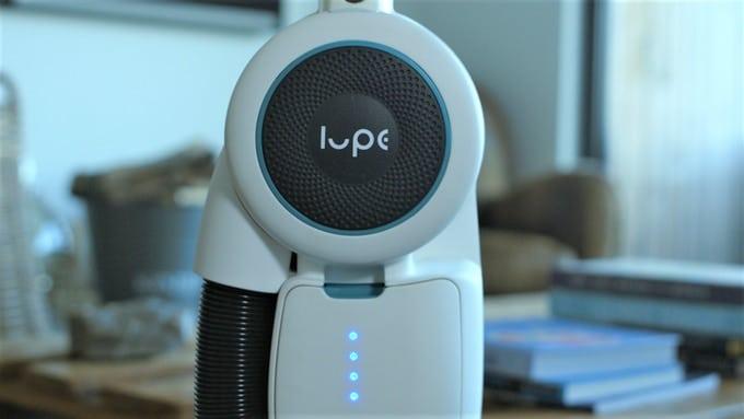 Lupe Cordless - Starker Dyson-Konkurrent auf Kickstarter 3