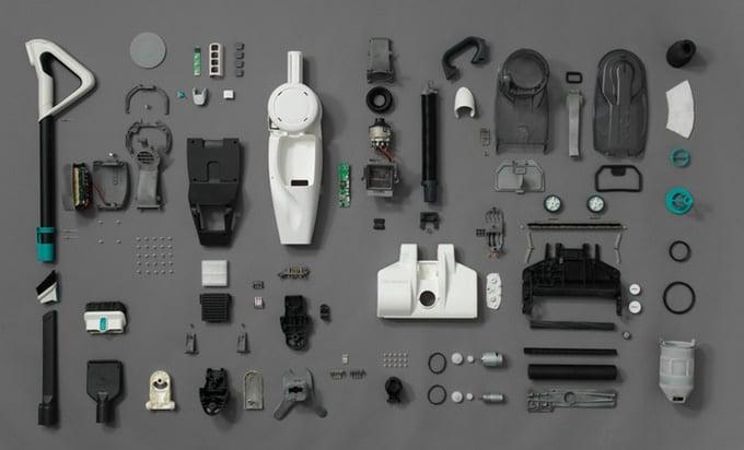 Lupe Cordless - Starker Dyson-Konkurrent auf Kickstarter 4