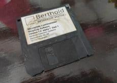 Ende einer Ära: Linus Torvald  schickt Disketten in Rente 2