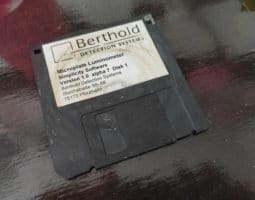 Ende einer Ära: Linus Torvald  schickt Disketten in Rente 3