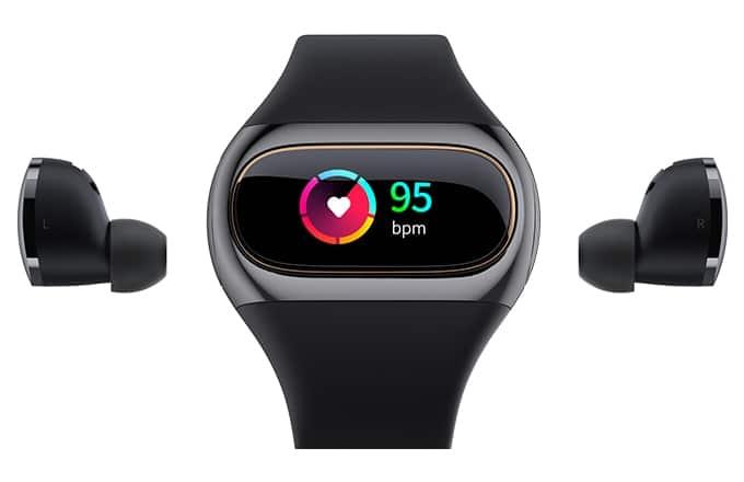 Wearbuds - Smartwatch und kabellose Kopfhörer in einem? 1