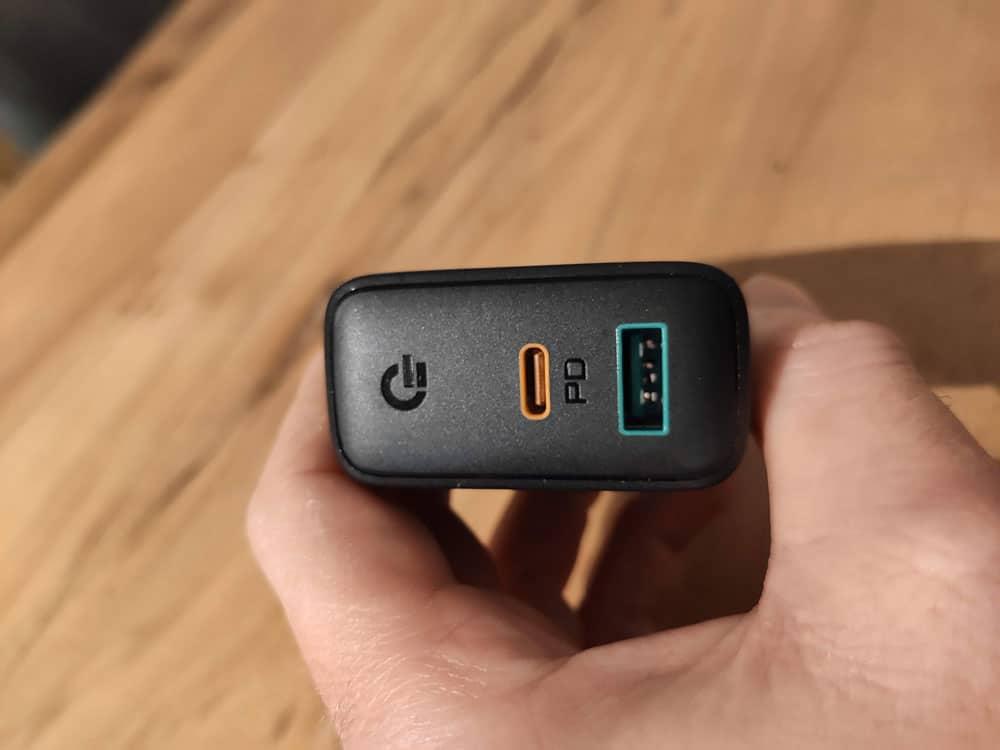 Kurztest: Aukey USB Ladegerät mit Power Delivery und 30 Watt 4