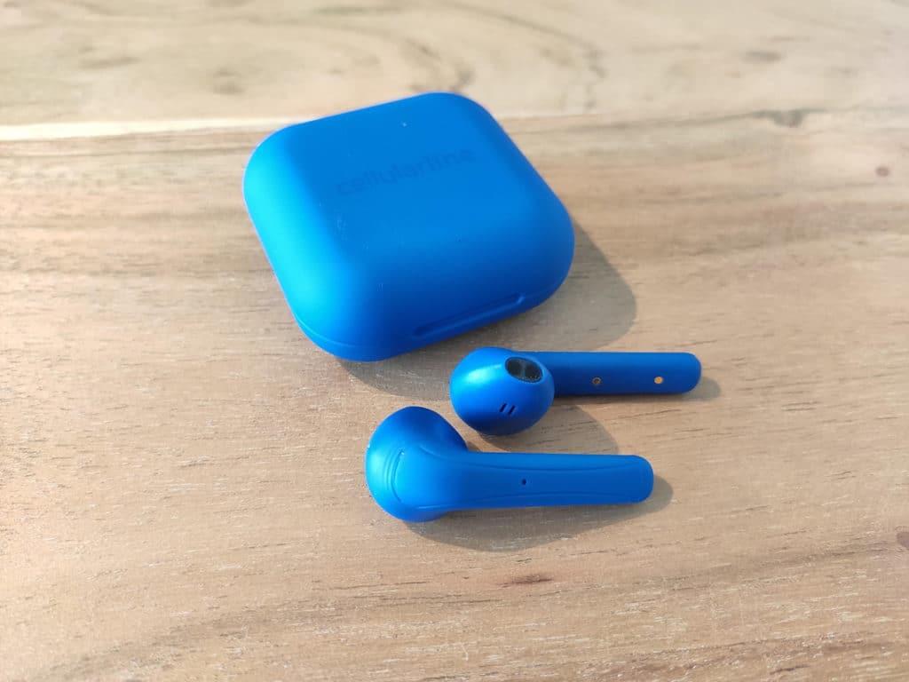 Review: Cellularline Java True Wireless In-Ear Bluetooth Kopfhörer 1