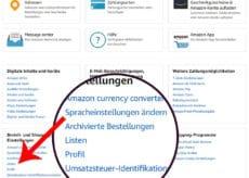 Amazon Profil Link - Direkt zum anklicken 4