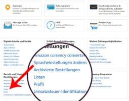 Amazon Profil Link - Direkt zum anklicken 5