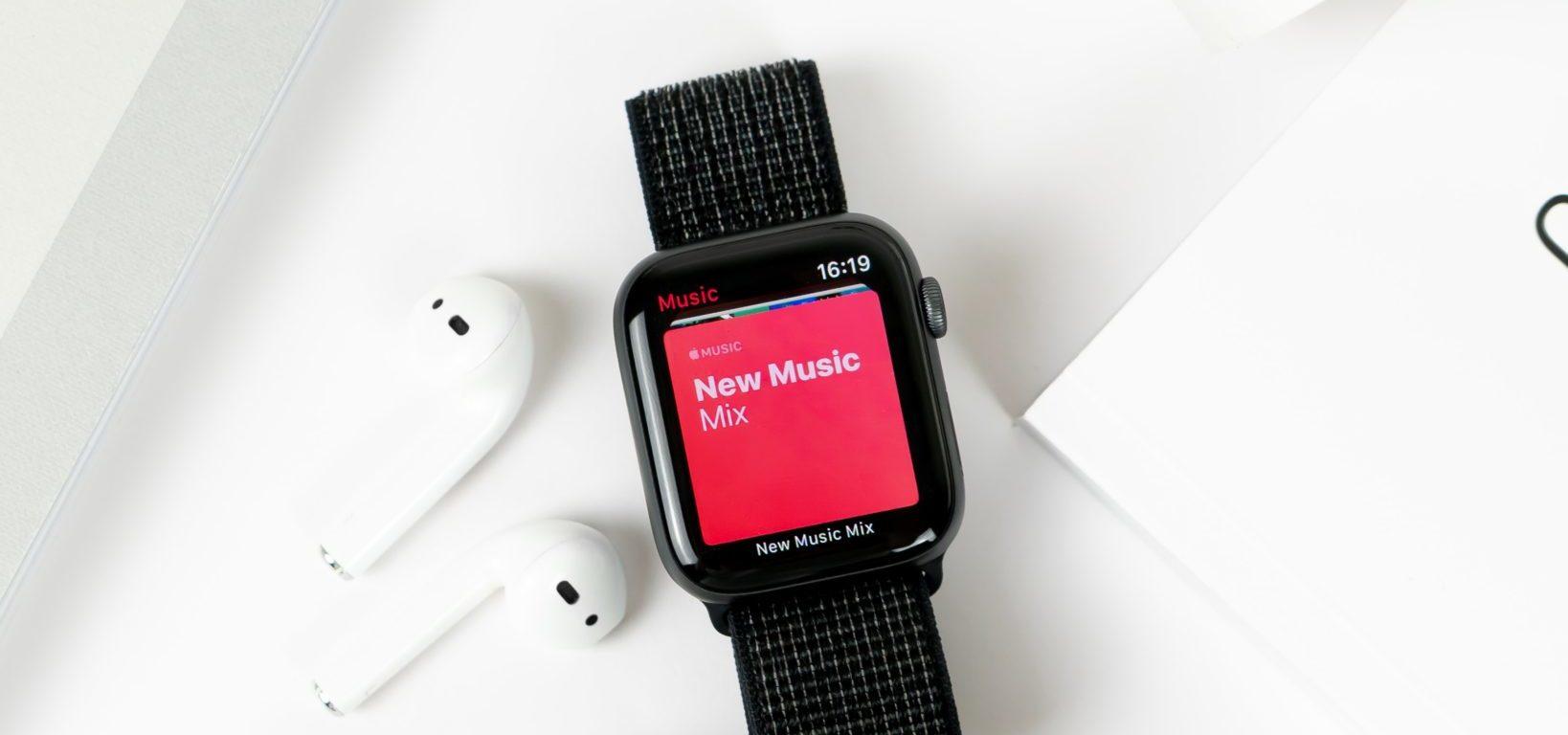 Spotify Widget Weg