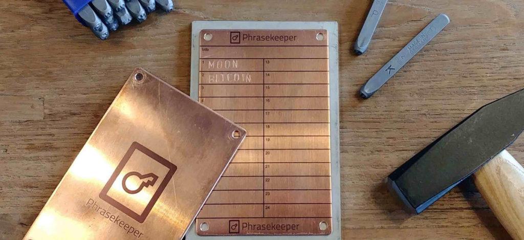 Phrasekeeper - Eine echte Hardware-Wallet für Deine Cryptos 1