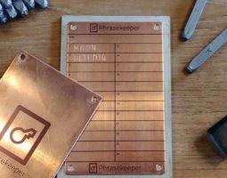 Phrasekeeper - Eine echte Hardware-Wallet für Deine Cryptos 4