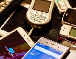 Wie haben sich Handys in fast 40 Jahren geändert 8