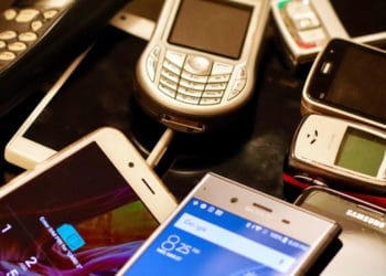 Wie haben sich Handys in fast 40 Jahren geändert 5