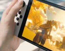Die Nintendo Switch OLED ist nett, aber ich will trotzdem eine Switch Pro für Zelda. 4