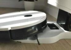Yeedi Vac Station - Selbstentleerender Saugroboter Testbericht 5
