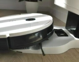 Yeedi Vac Station - Selbstentleerender Saugroboter Testbericht 4