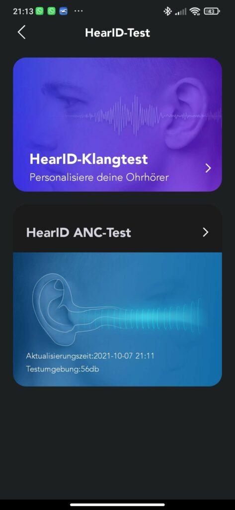 Test: Soundcore Liberty 3 pro - aktive Geräuschunterdrückung und personalisierter Sound mit HearID 3