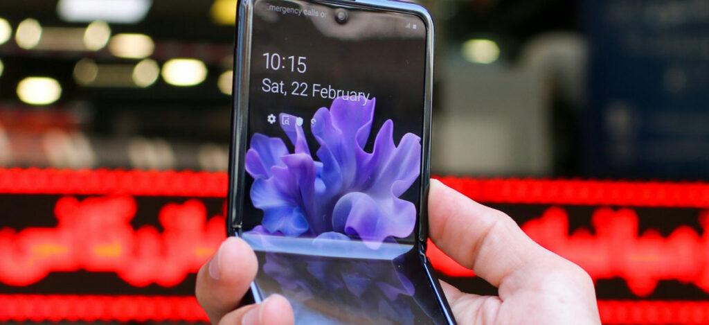 Sagt uns das Samsung Z Flip 3 etwas über die Zukunft der Spiele? 1